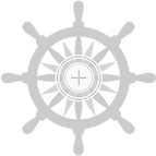 CCM Logo Ship Wheel gray.png