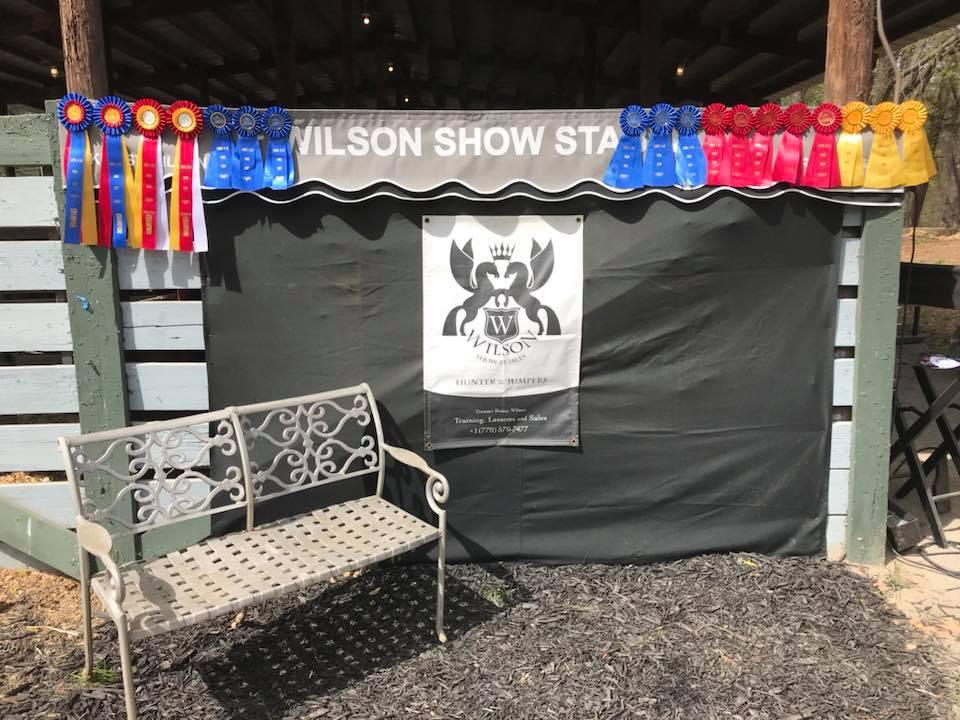 Wonderful horse show weekend!