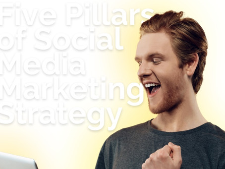 The need to know pillars for your social media strategy