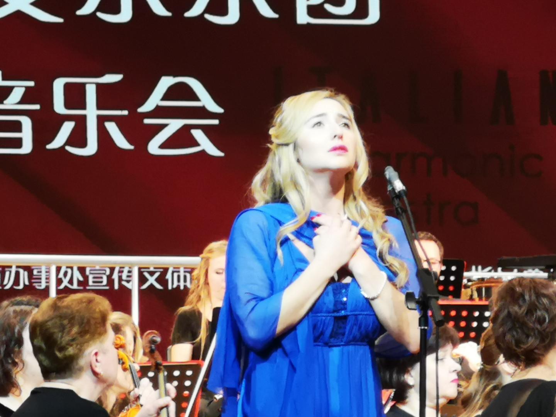 Tosca, China opera Tournee 2019