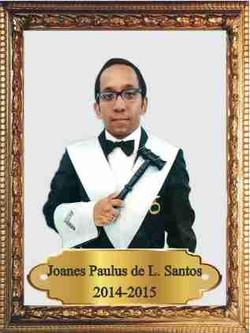 2014-2015 Joanes Paulus de L. Santos