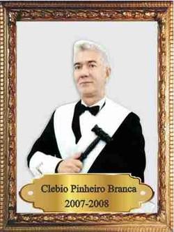 2007-2008 Clebio Pinheiro Branca