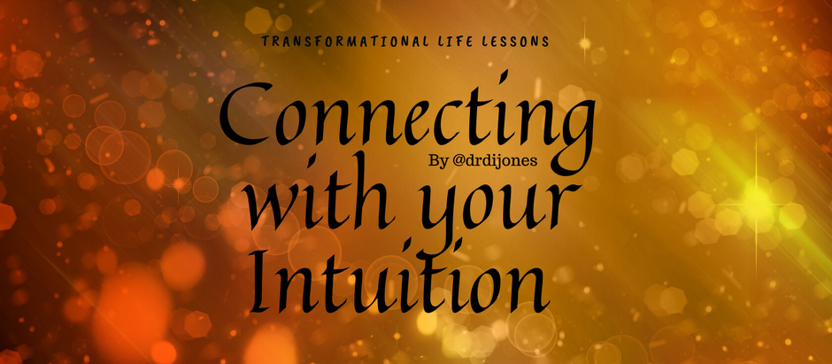Connecting with your Intuition