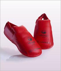 TOKAIDO Fußschutz Rot/ Blau