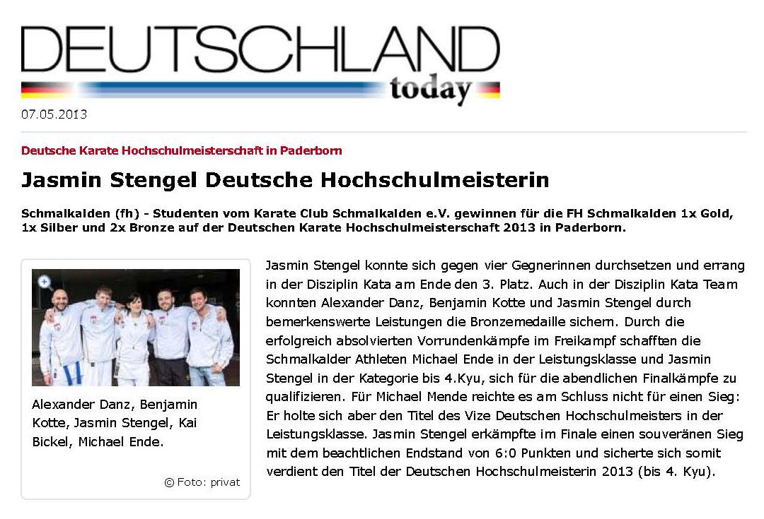 Jasmin Stengel Deutsche Hochschulmeisterin - Nachrichten - Deutschland Today.jpg