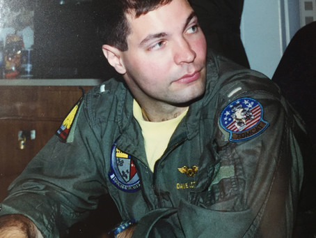 From Navy Fighter Pilot to Superstar Project Manager: PMOtiger Dave Lozinger shares his insights