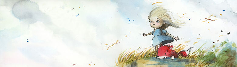 Hi Im Sunshine! Childrens book Illustrator from Melbourne Australia