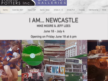I AM... NEWCASTLE: Mike Moore & Jeff Lees
