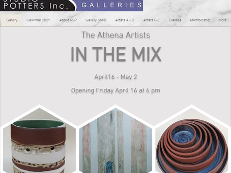 IN THE MIX   April16 - May 2