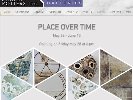 PLACE OVER TIME - Debra Gluszek & Margii Noble