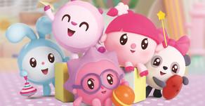 Сериал «Малышарики» собрал более 3 миллиардов просмотров в Китае