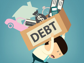 Is It A Wise Idea To Save Money When You're In Debt?
