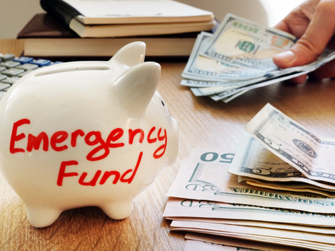 Emergency Fund - What, When and Why???