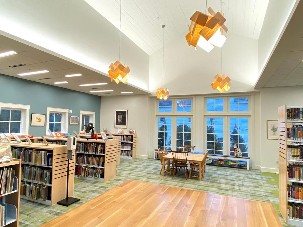 Rockport Library - Children's Room