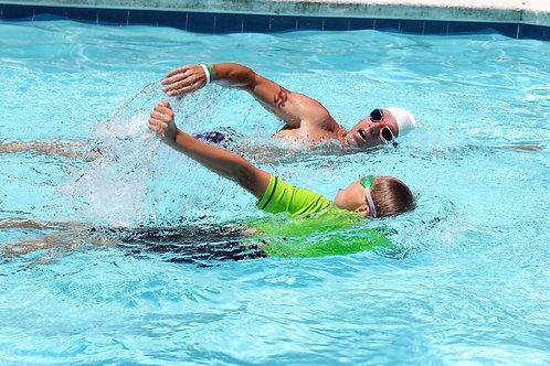 Private Swim Lessons (Pool)