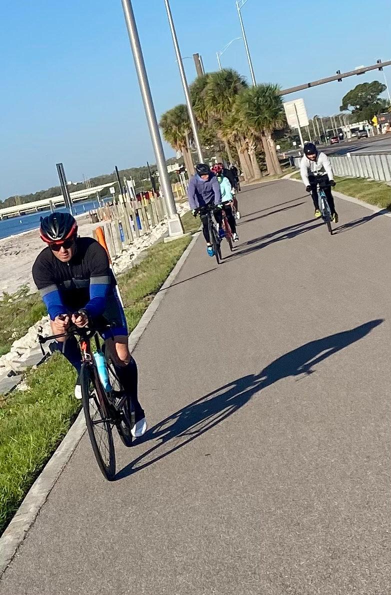 VIP Suncoast Group Training Ride $30