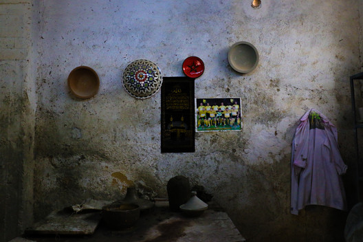 Art Naji ceramic factory. Fes, Morocco.