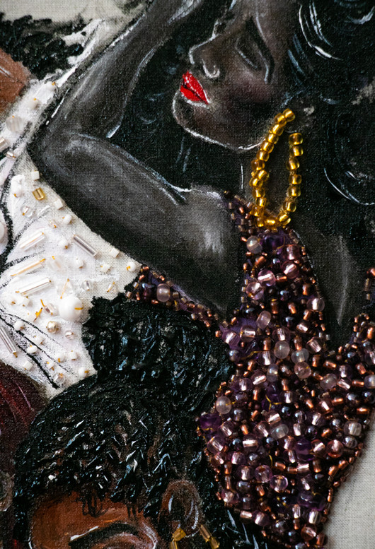 La Pietà (detail)