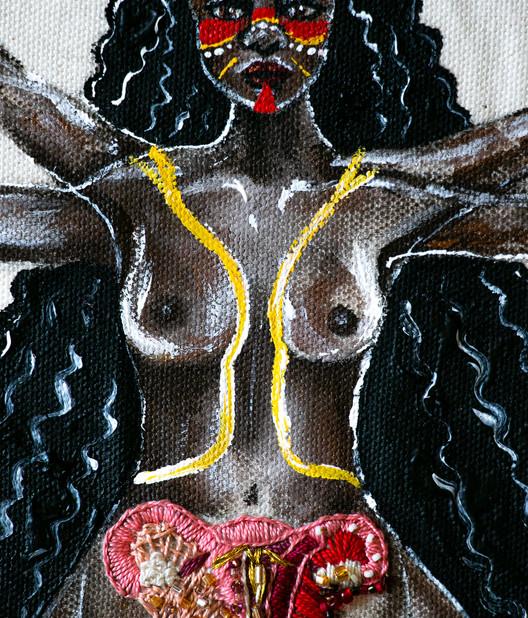Morena-Mirena (detail)