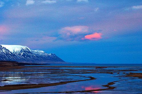 Photographic Print - Iceland Landscape.