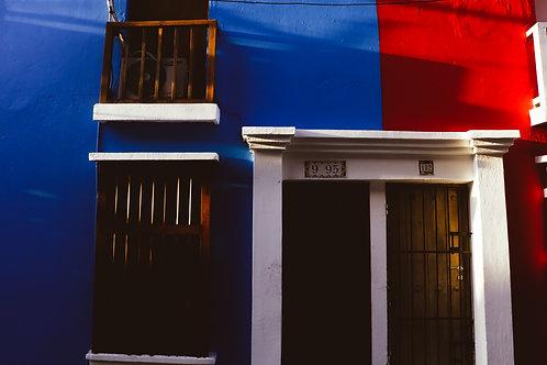 """8""""x 10"""" Pearl Photographic Print -  La Ciudad Amurallada, Cartagena Colo"""