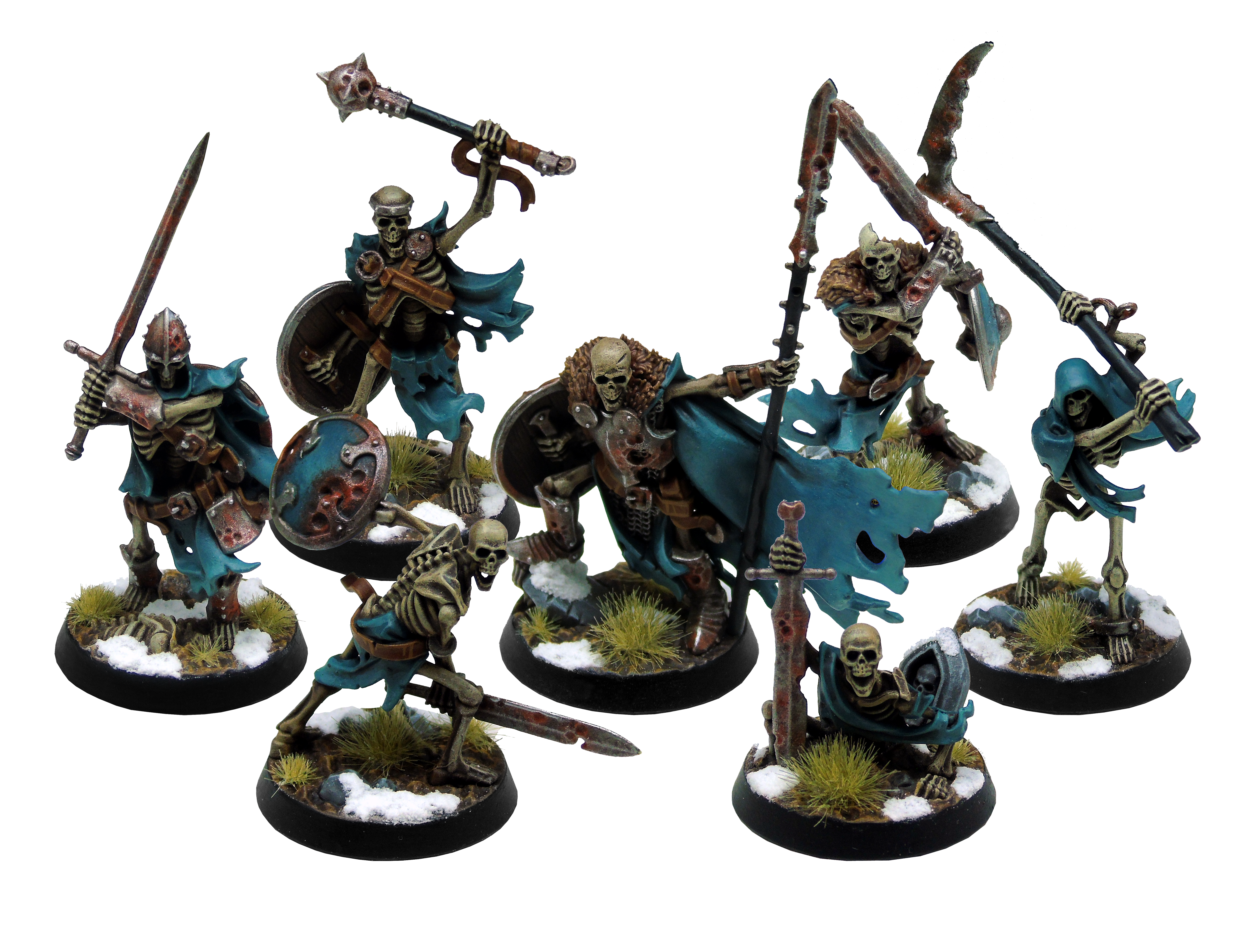Game Knight's Sepulchral Guard
