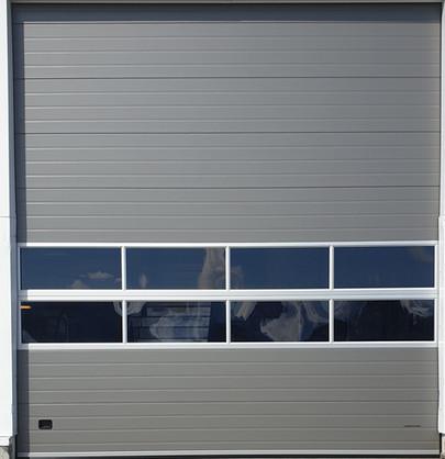Industriport RAL9007