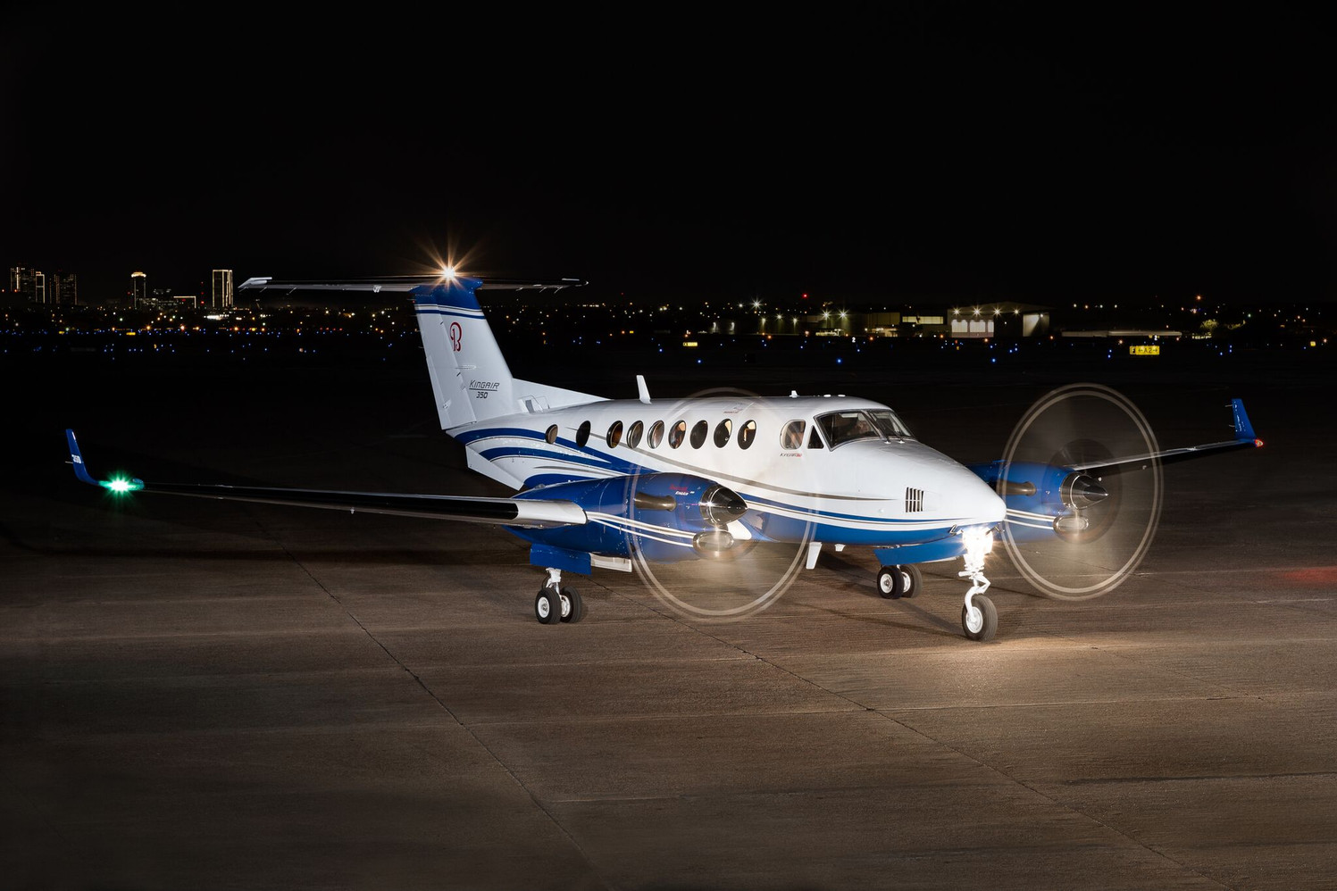 Charter Ready KingAir 350