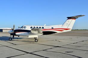 Charter Ready KingAir 200