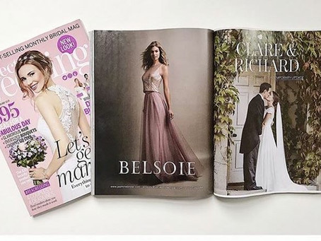 DO EVENTS IS FEATURED IN PERFECT WEDDING MAGAZINE