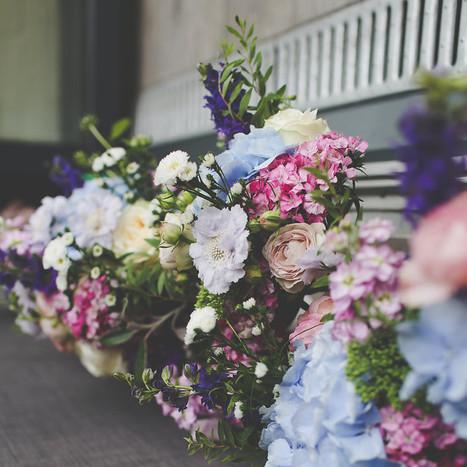 BUSHY PARK WEDDING