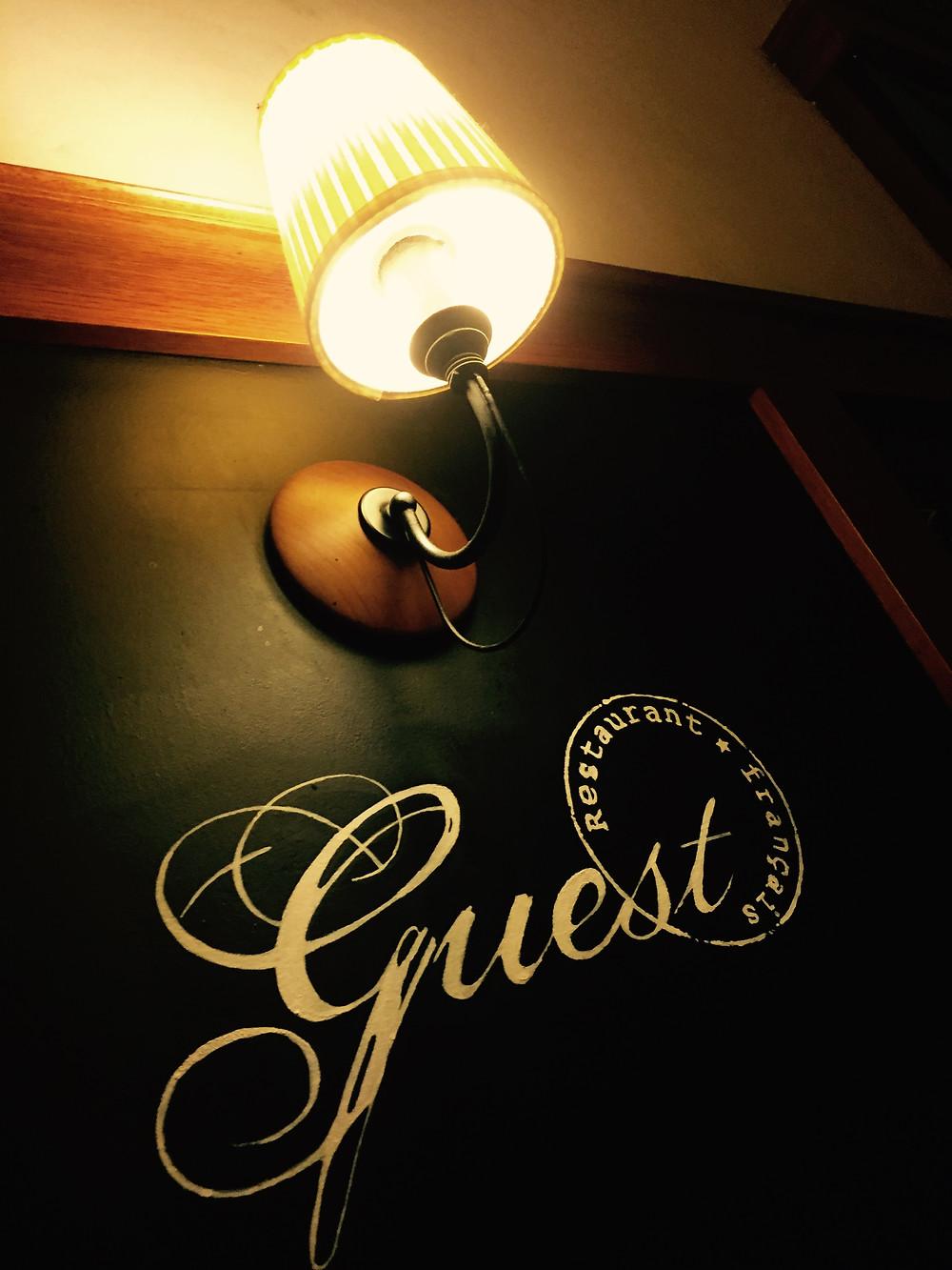 Restaurant GUEST