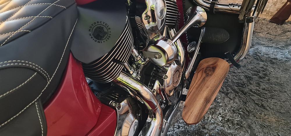 Design Stumpman for Indian Motorcycle