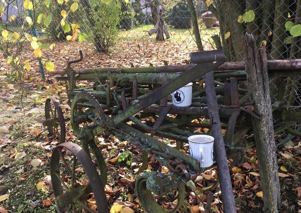 Slivice Milín okres Příbram likvidace pařezu frezovani