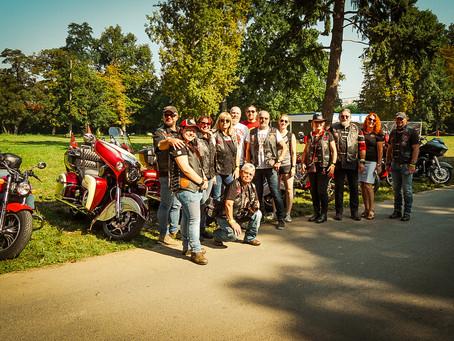 Imrg Prague na akci Prague Harley Days 2021
