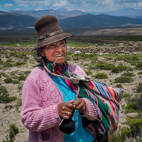 Travailler en souriant - Quechuas