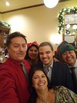 JUAN, SONIA, GABY, ERICK AND JOSE ORTIZ.