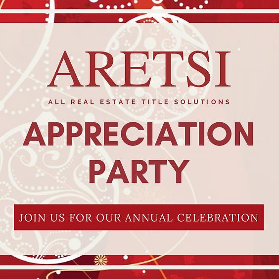 APPRECIATION PARTY 2019!