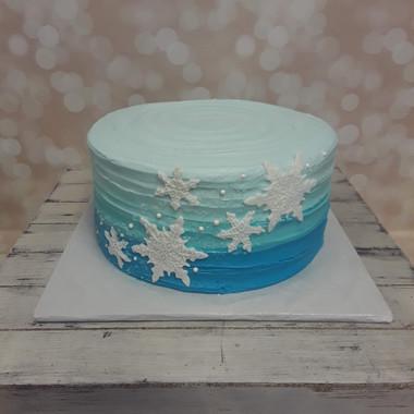 Snowflake Blue Ombre Cake.jpg