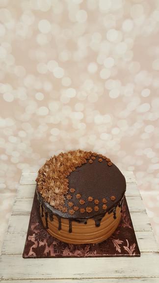 Chocolate Tiny Flowers Cake.jpg