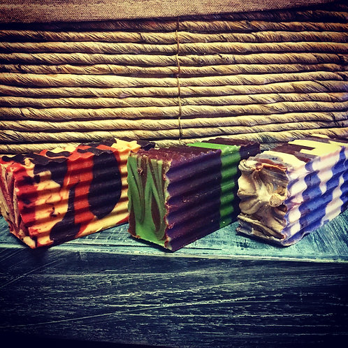 20 Assorted Bar Soaps