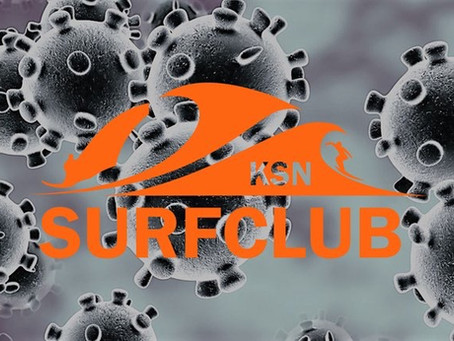 KSN Surfclub dicht vanaf 15 maart 18:00