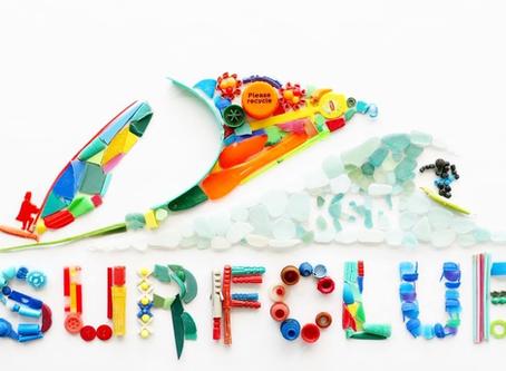 Nieuw logo KSN om bewustwording omtrent plastic te creëren.