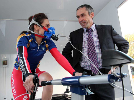 25 | Developing Young Champion Athletes with Dr Steve Stannard