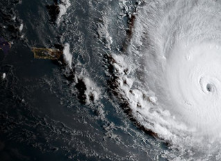 Hurricane Irma: A Reflection, Lessons & The Birth of Serve Yoga