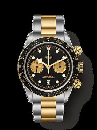 M79363N-0001 - BLACK BAY CHRONO S&G