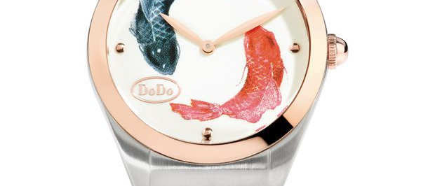 DODO TWO FISH WATCH
