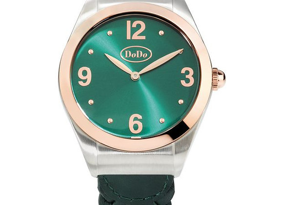 DODO PARADISE GREEN WATCH