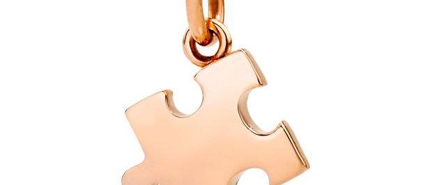 Puzzle oro rosa