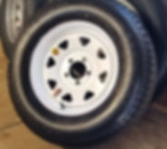 Trailer Spare tires